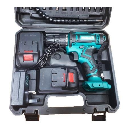 18V Cordless Drill 2 Batteries