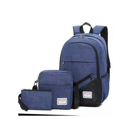 Fashion 3 IN 1 Anti Theft Bag