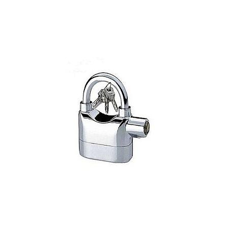 Kin Bar Security Alarm PadLock.