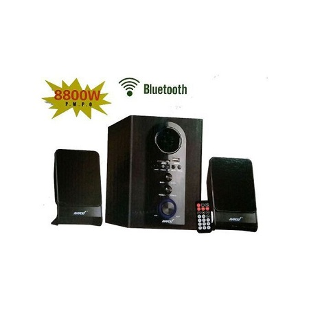 Ampex Subwoofer-Speaker System-Bluetooth,FM,USB