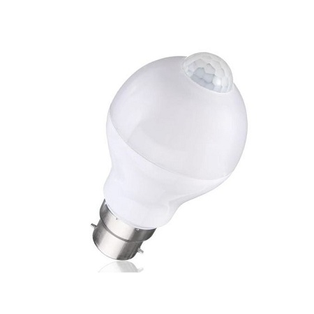 Auto Motion & Light Sensor Detection LED Light Lamp