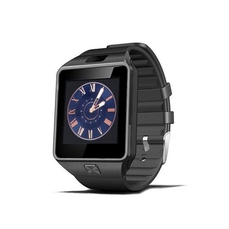 Barry Smart Watch with Camera and SIM Card Slot - Black