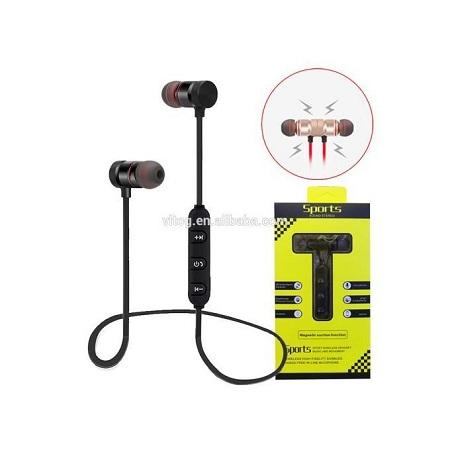 Bluetooth Wireless Earphone Sports In Ear With Mic