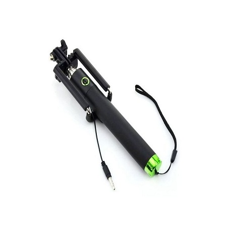 Jack Selfie Stick - Black And Green