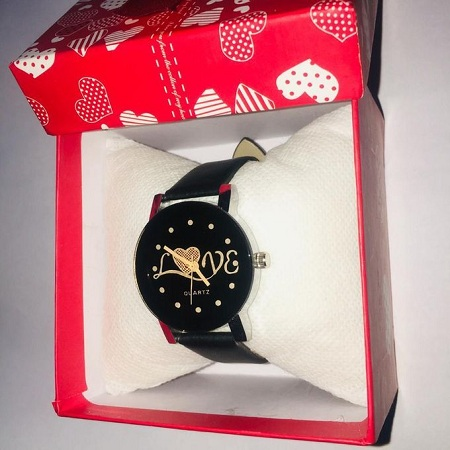 Fashion Ladies Watch - FREE Gift Box