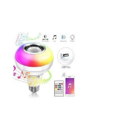 Lighting LED Music Bulb With Bluetooth,Music Player