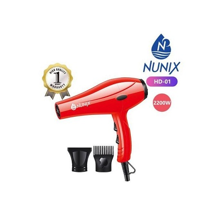 Nunix Blow Dry Machine -hair Dryer HD-01