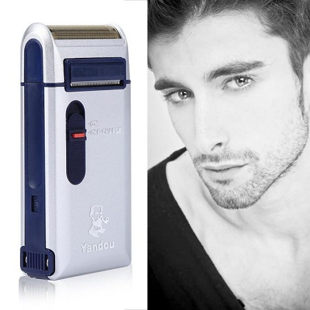Fashion Men Classical Rechargeable Beard Shaver