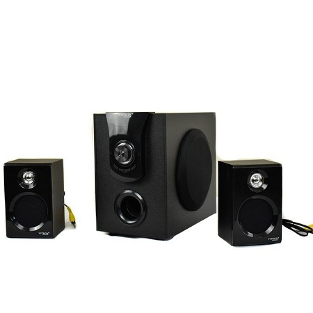 Vitron 411 Bass Woofer with Bluetooth, FM, USB