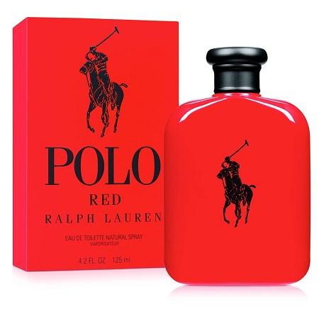 Ralph Lauren Polo Red Men's 4.2-ounce Eau de Toilette Spray