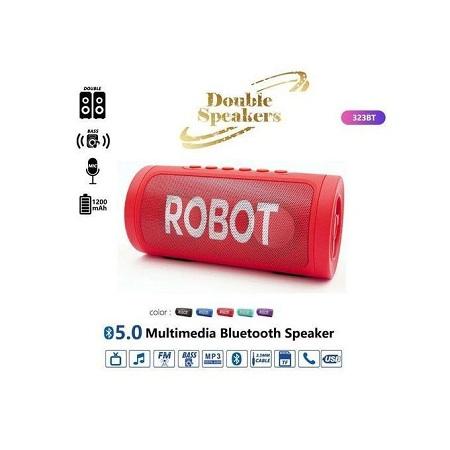 Robot DOUBLE SPEAKER MULTIMEDIA BLUETOOTH