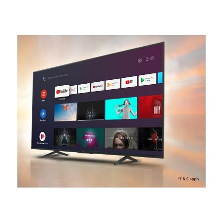 Sony 49 Inch HDR Smart Android LED Ultra HD 4K TV