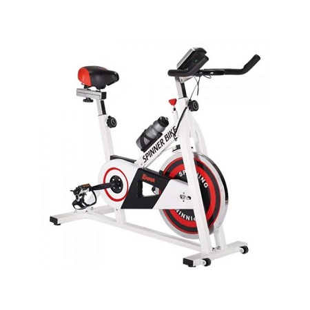 Striker Sport Spin Bike With Lcd Display, 13Kg Fly Wheel 103X45X105Cm