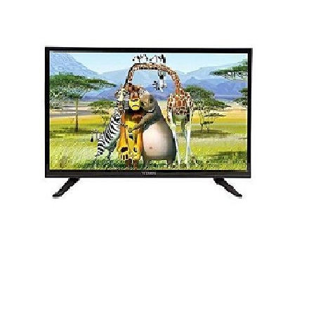 Vitron 24 INCH In Built Decorder- Digital LED TV - Black