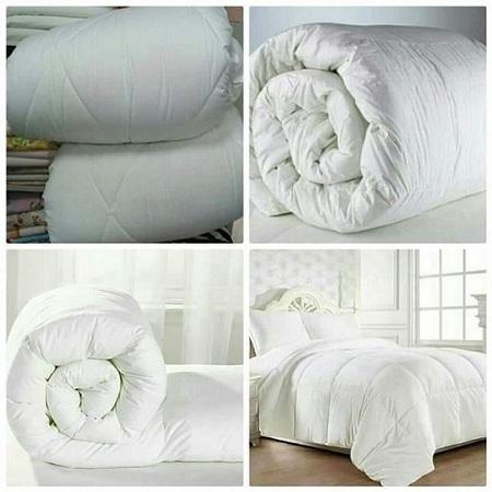 High Quality cotton Duvet set white 6*6