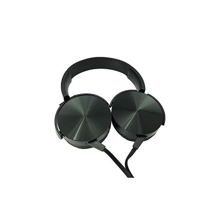 Wired Extra Bass Headphones Headsets