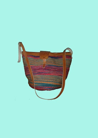 Handmade sisal bags