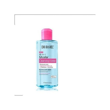 Dr. Rashel All In 1 Micellar Cleansing Water Makeup Remover