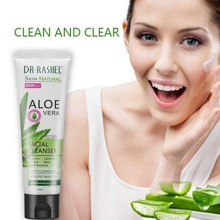 Dr. Rashel Aloe Vera Facial Cleanser