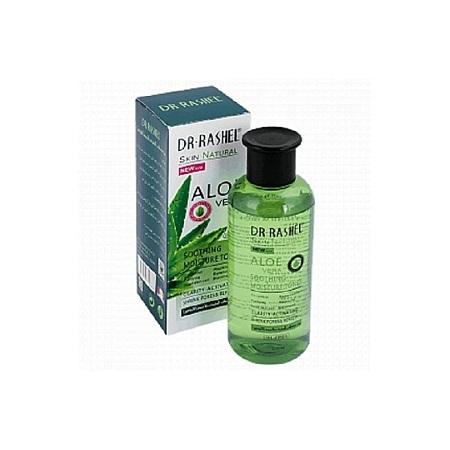Dr. Rashel Skin Natural Aloe Vera Soothing & Moisture Toner - 200 Ml