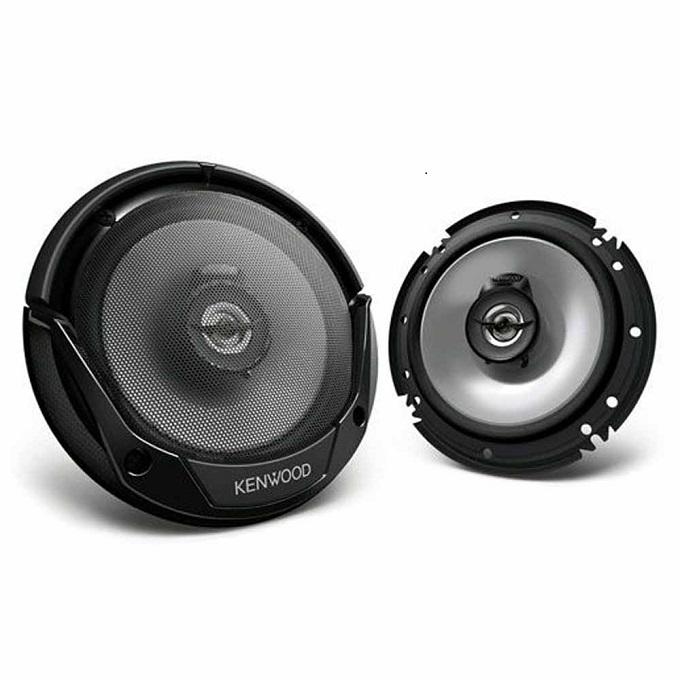 KENWOOD KFCS1666 6.5 inch, 300W 2 Way Speakers 30W RMS.