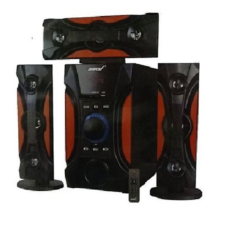 Ampex A18, 3.1 Ch Multimedia Speaker System 12000W with bluetooth