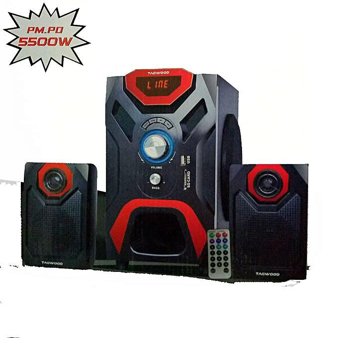 Polysonic 2.1ch Mp66-SUB WOOFER SYSTEM 5500 WATTS