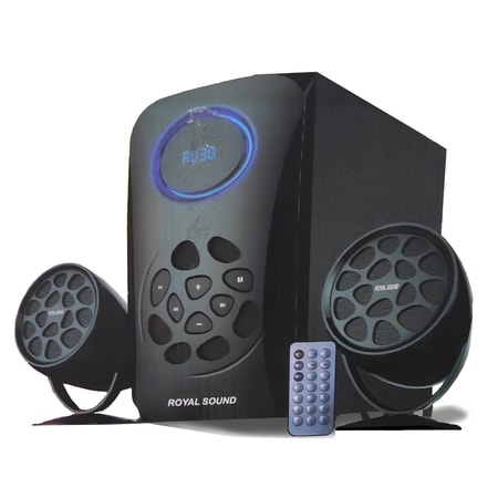 Royal Sound RS288BT 10000W SUBWOOFER-BT/FM/USB