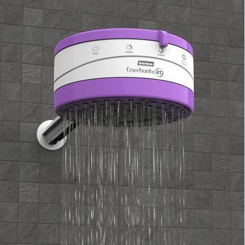Enershower 4T Instant Shower Water Heater-Salty & Normal
