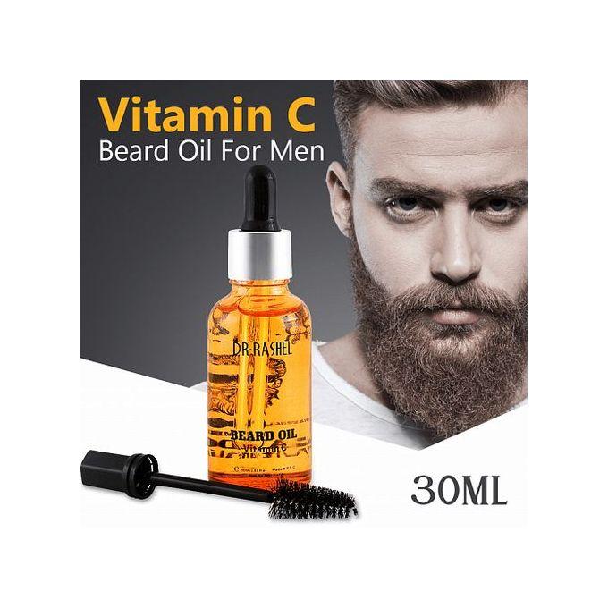 Beard Growth Rashel Beard Growth Oil Vitamin C - 30ml