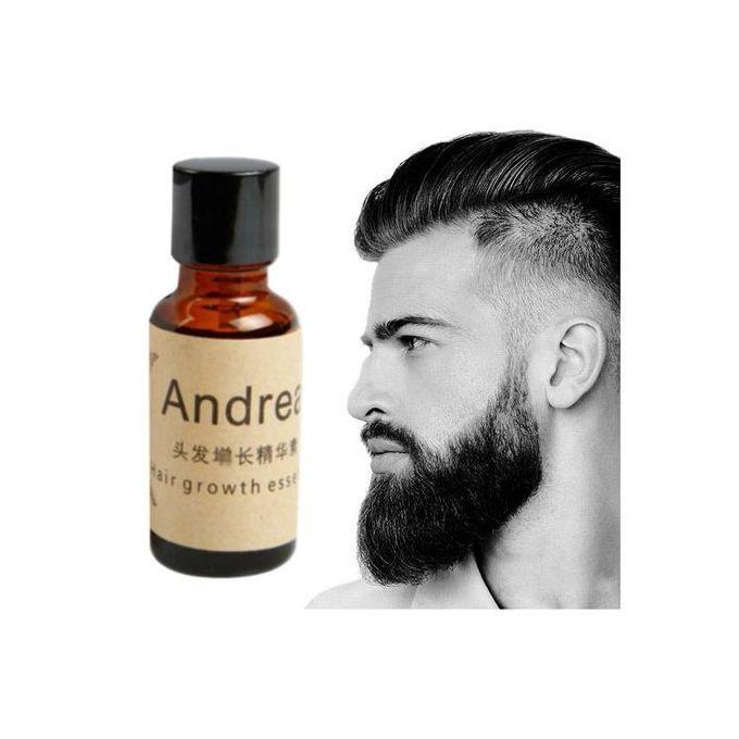 Beard Growth Fast Beard & Hair Growth Oil - Softens Strengthens