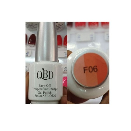 QBD Easy-Off Temperature Change Gel Polish-15ml