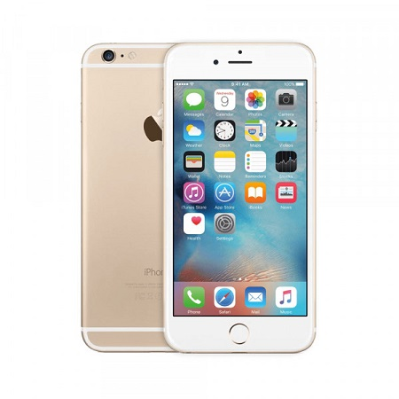 Apple iphone 6, 64GB + 1GB (Single SIM), Gold