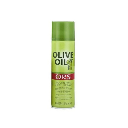 Alluring Ors Olive Oil Sheen Spray 472ml