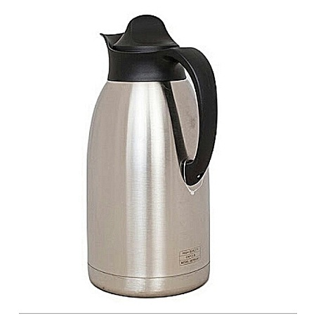 Always 2L Vacuum Thermos Flask – Stainless Steel .