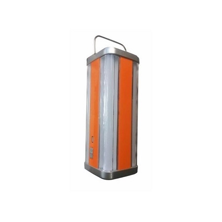 Kamisafe Rechargeable LED Emergency Lamp Multicolor