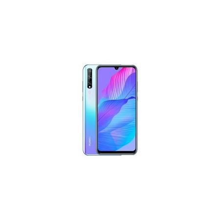 Huawei Y8p, 6.3 Inch, 128GB + 6GB RAM (Dual SIM), Breathing Crystal