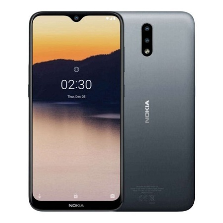 Nokia 2.3, 6.2 Inch, Android One, 32GB + 2GB (Dual SIM)