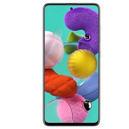 Samsung Galaxy A51, 6.5 Inch, 4GB + 128GB (Dual SIM), Prism Crush Black