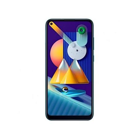Samsung Galaxy M11 - 6.4 Inch - 32GB + 3GB - Dual SIM - Black