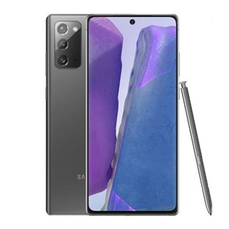 Samsung Galaxy Note 20, 6.7 Inch 256GB + 8GB RAM (Dual SIM), Mystic Grey