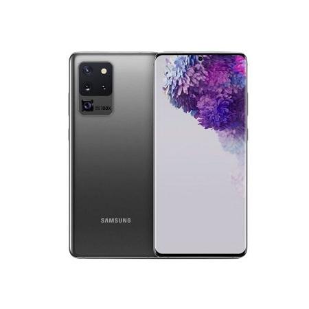 Samsung Galaxy S20 Ultra - 6.9 Inch - 128GB + 12GB RAM - Dual SIM - Cosmic Black