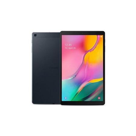 Samsung Galaxy Tab A (2019), 10.1 Inch - 32 GB + 2 GB (Single SIM) - Black