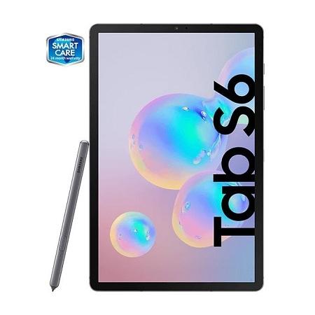 Samsung Galaxy Tab S6 10.5 Inch, 128GB - (Wi-Fi) - S Pen - 4G - Blue