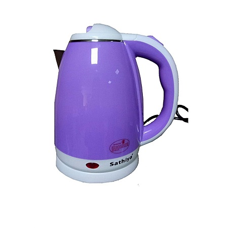 Generic Kettle (Electric) - Cordless -Purple