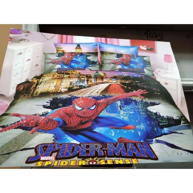 Disney Themed Kids Duvet Set-Spiderman