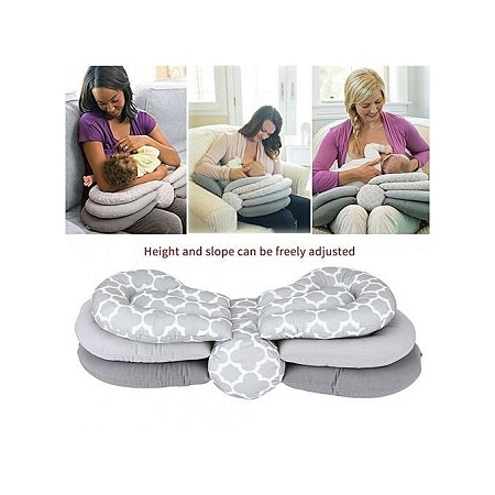 Adjustable Nursing Pillow-layers of love