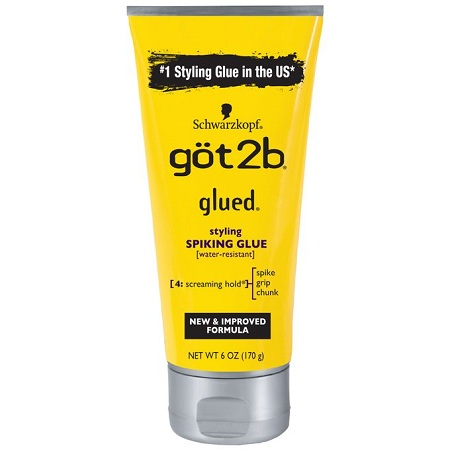 Got2B Styling Spiking Glue Gel 170g