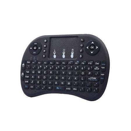 Generic Mini Wireless Back-Lit Keyboard Mouse Combo