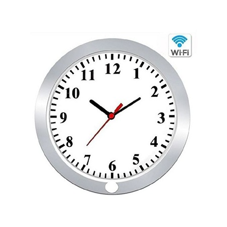 Generic Nanny Clock Camera WiFi Enabled